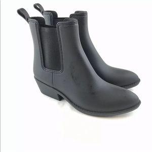 Jeffrey Campbell Womens Size 8 Rain Boots Chelsea